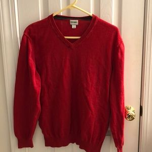 Old Navy V-Neck Sweater.